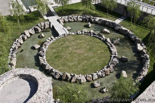 Sacrificial circle? )