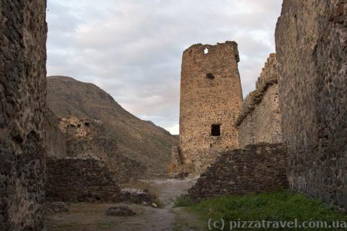 Фортеця Хертвісі