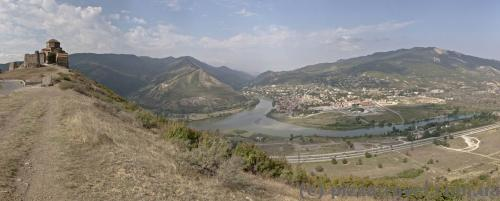 Монастир Джварі та Мцхета