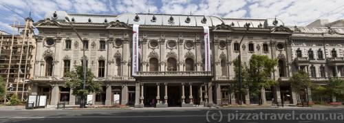 Театр Шота Руставелі