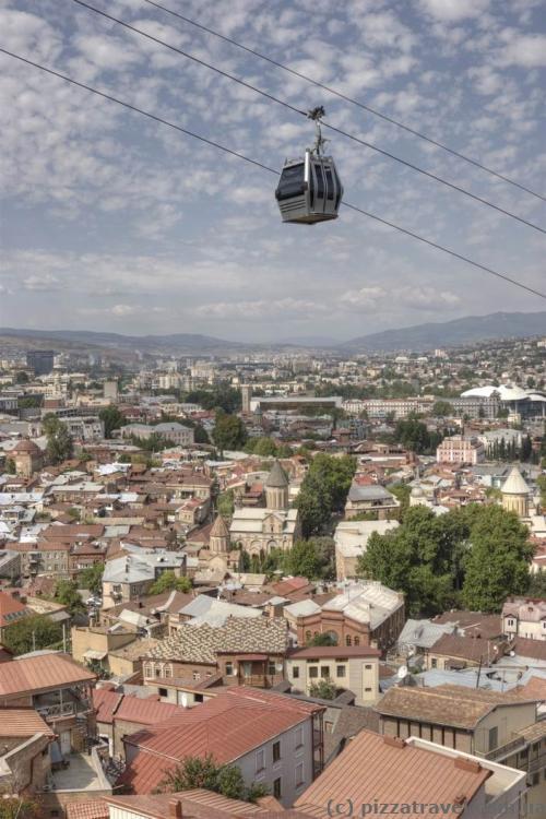 Старе місто у Тбілісі