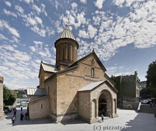 Церква у старому місті