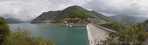 Водохранилище Жинвали