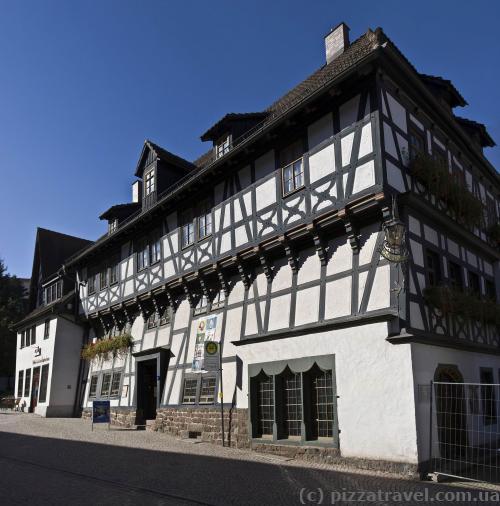 Дом-музей Мартина Лютера