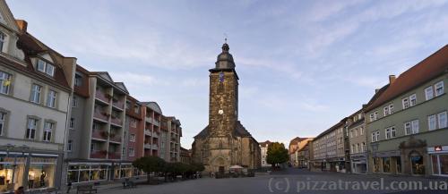New Market Square (Neumarkt)