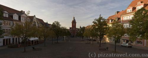 Main Market Street (Hauptmarkt)