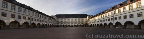 Friedenstein Castle