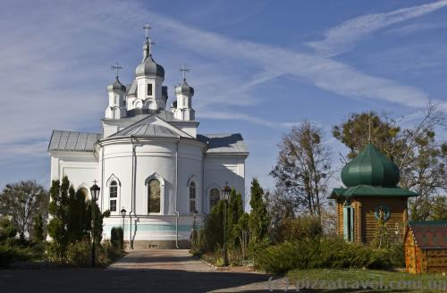 Trygirskyi Monastery