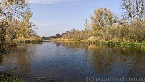 Пейзаж около села Хохитва
