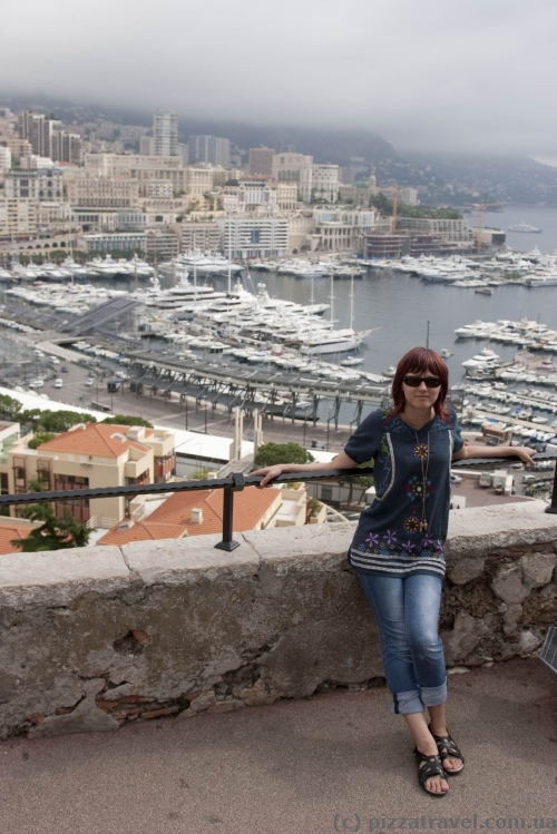 The best photo point in Monaco