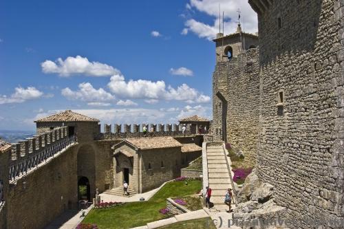 Крепость Сан-Марино