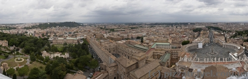 Площадь Святого Петра и музеи Ватикана