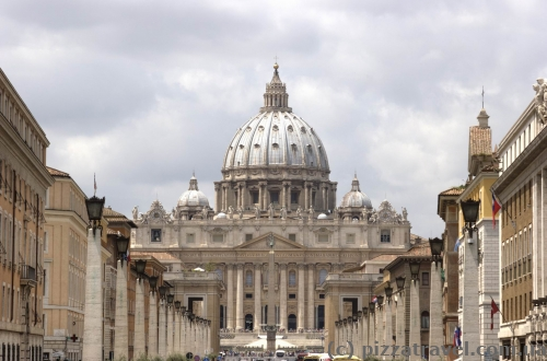 По пути к Ватикану
