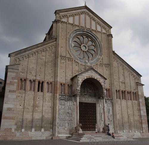 Сан-Дзено Маджоре в Вероне