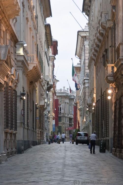 Вулиця Гарібальді
