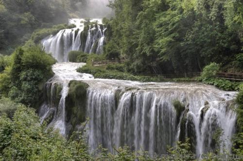 Водоспад Марморе