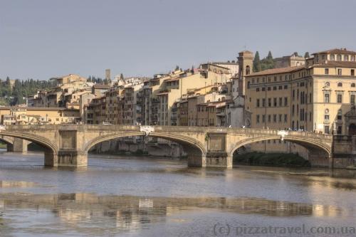 Міст Святої Трійці (Ponte Santa Trinita)
