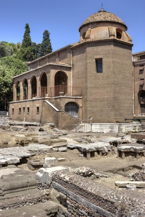Церковь Sant'Omobono