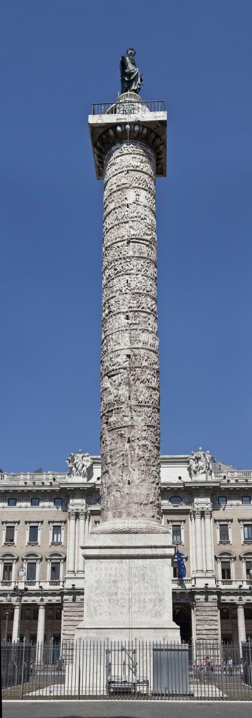 Колонна на площади Колонны :)