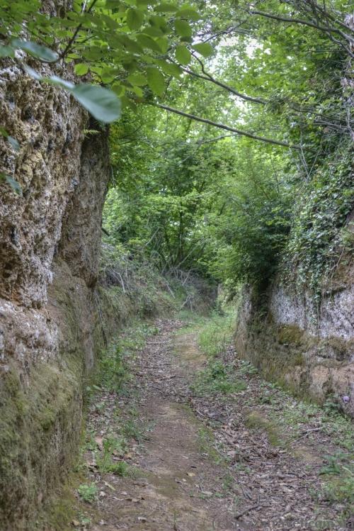 Тунелі етрусків