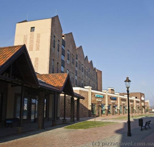 Мануфактура - аутлет-містечко під Києвом