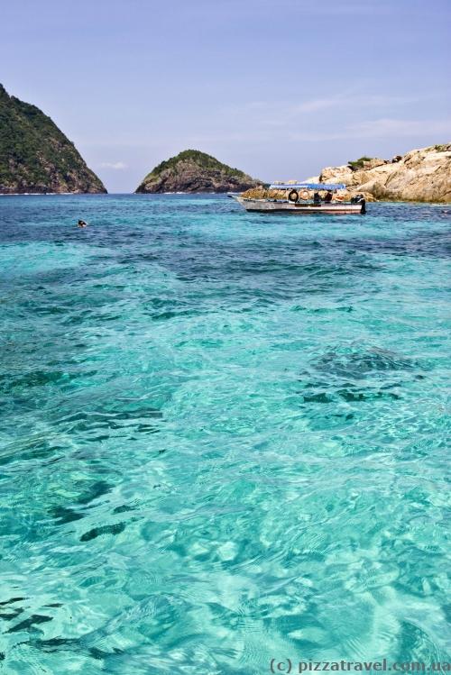Снорк-тур на острів Rawa