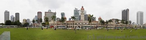 Merdeka Square in Kuala Lumpur