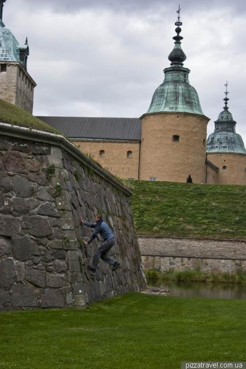 Штурмуємо Кальмарський замок