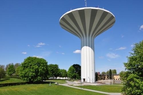 Водонапірна вежа Svampen
