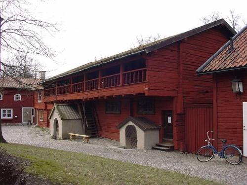 Wadkoeping, an open-air village museum