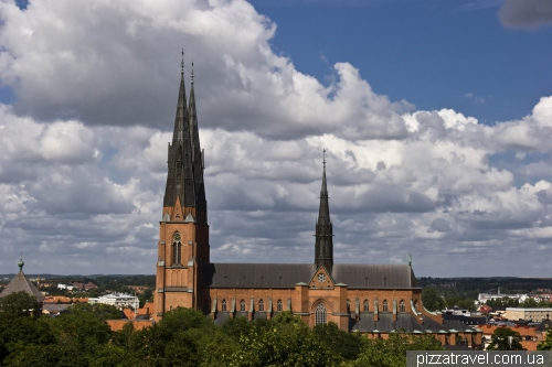 Uppsala Cathedral (1260-1435)