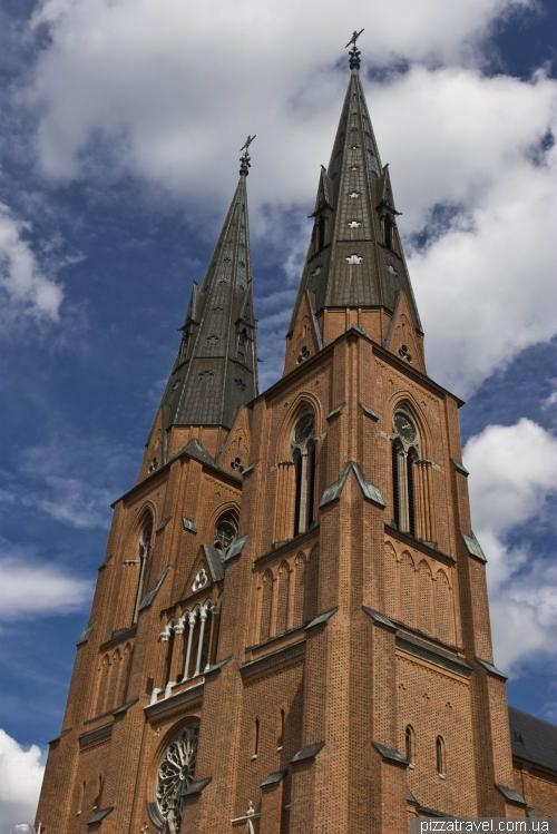 Кафедральный собор Уппсалы (1260-1435)