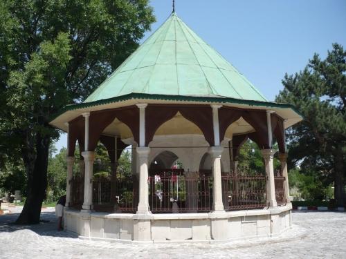 Могила і мавзолей Ходжі Насреддіна