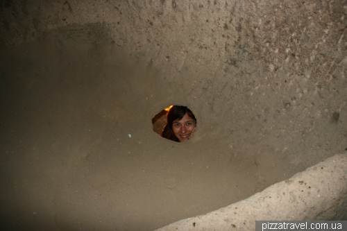 Деринкую (подземный город)