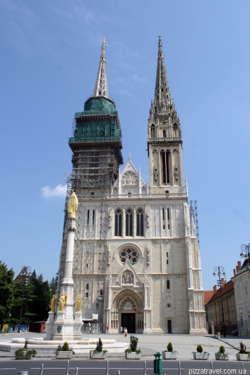 Zagreb Cathedral (1093)