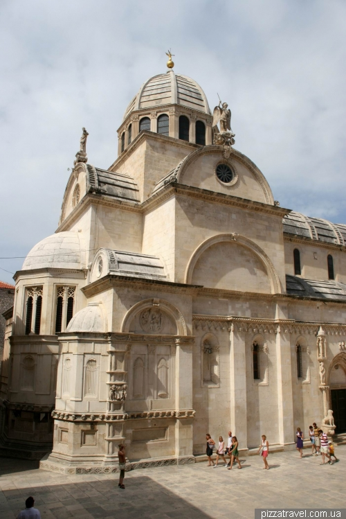 Cathedral of Sts. James in Sibenik