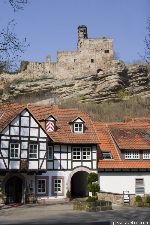 Hardenberg Castle and hotel