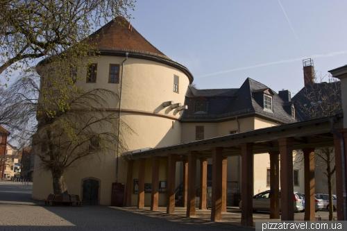 Башня Kasseturm в Ваймаре