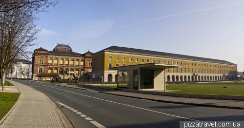 Новый музей в Ваймаре