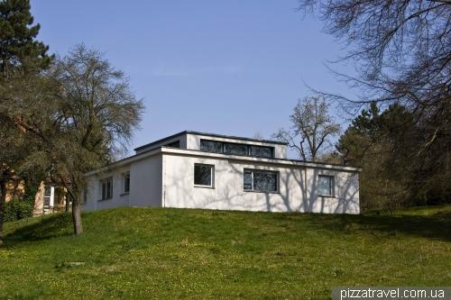 Дом в стиле баухаус в Ваймаре