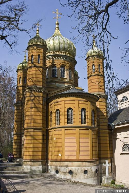 Церковь Марии Магдалины в Ваймаре