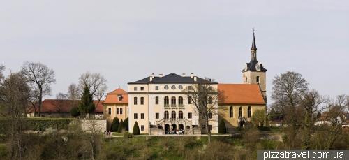 Замок Еттерсбург
