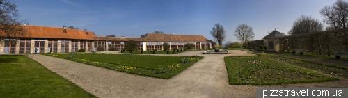 Оранжерея палацу Бельведер у Ваймарі