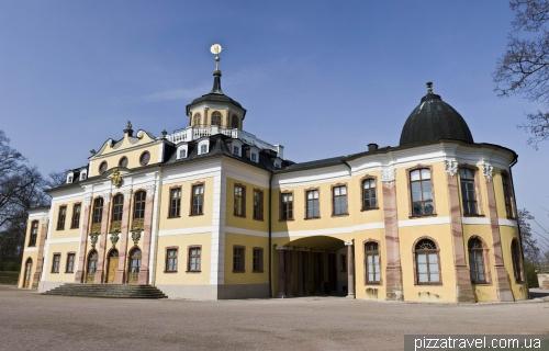 Дворец Бельведер в Ваймаре