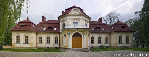 Дворец Бруницкого в Великом Любене