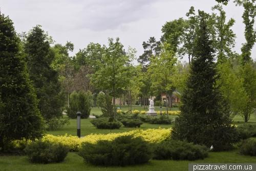 Парк в Межигір'ї