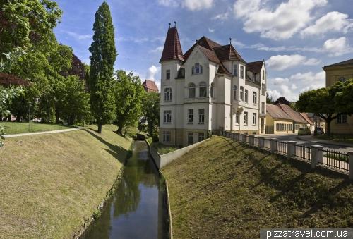 Жилой дом в Гюстрове
