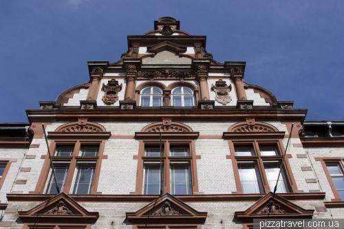 Beautiful house in Schwerin