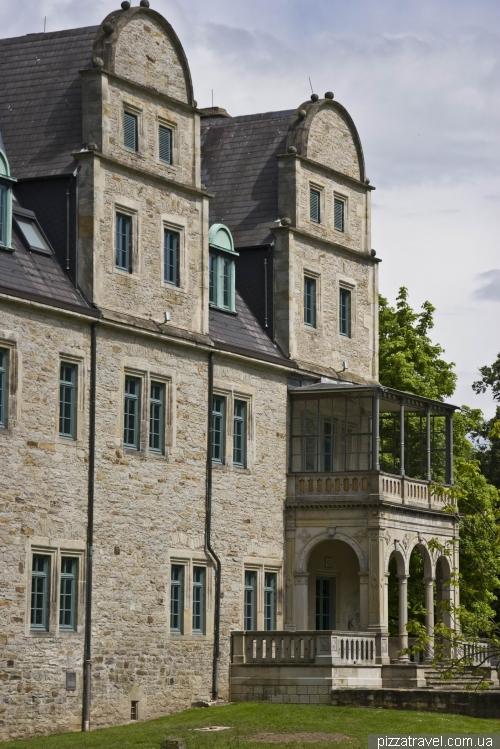 Замок в Штадтхагені