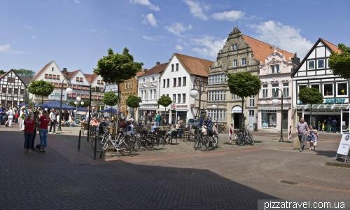 Ринкова площа в Штадтхагені